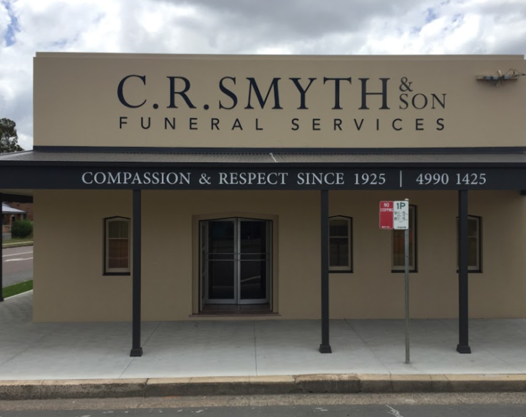 CR Smyth