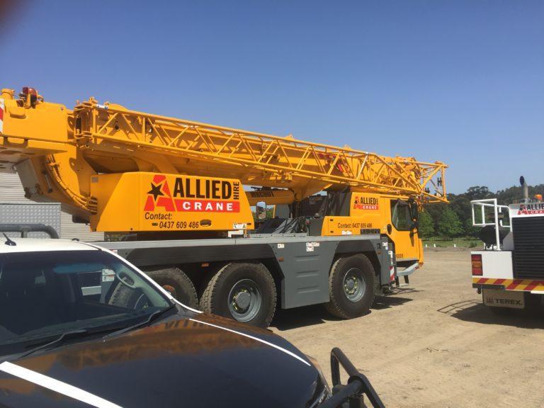 Allied Cranes