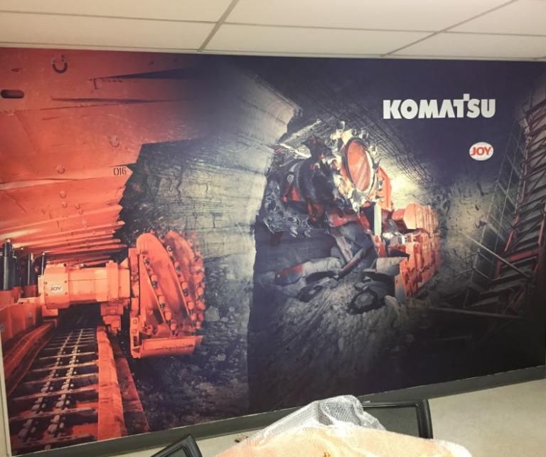 Komatsu & Joy Global